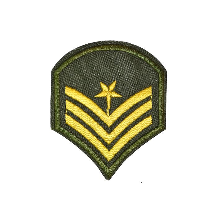 Aufnäher, Uniform, 20185
