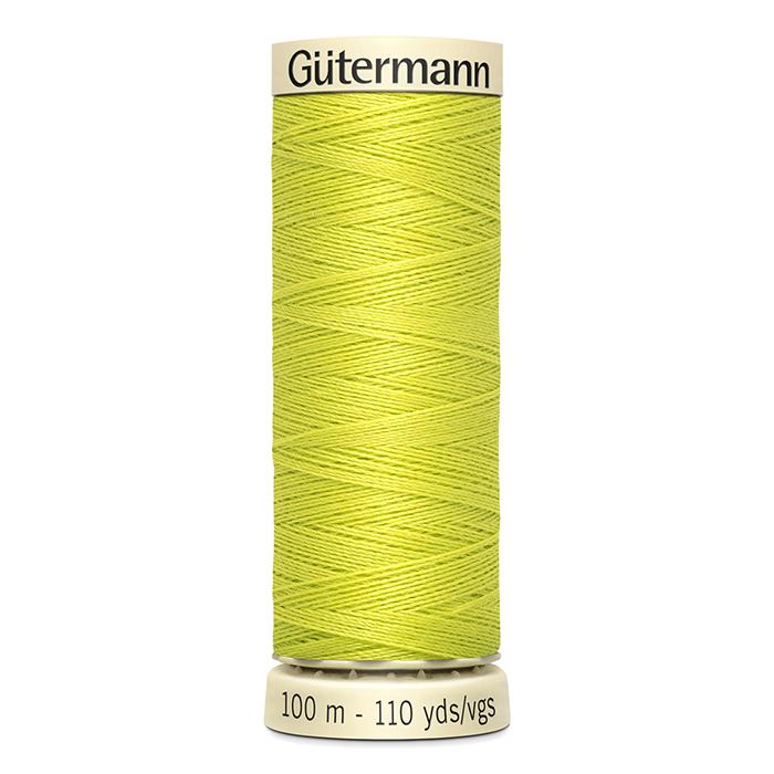Sukanec, Gütermann klasični, 788988-0334, rumena