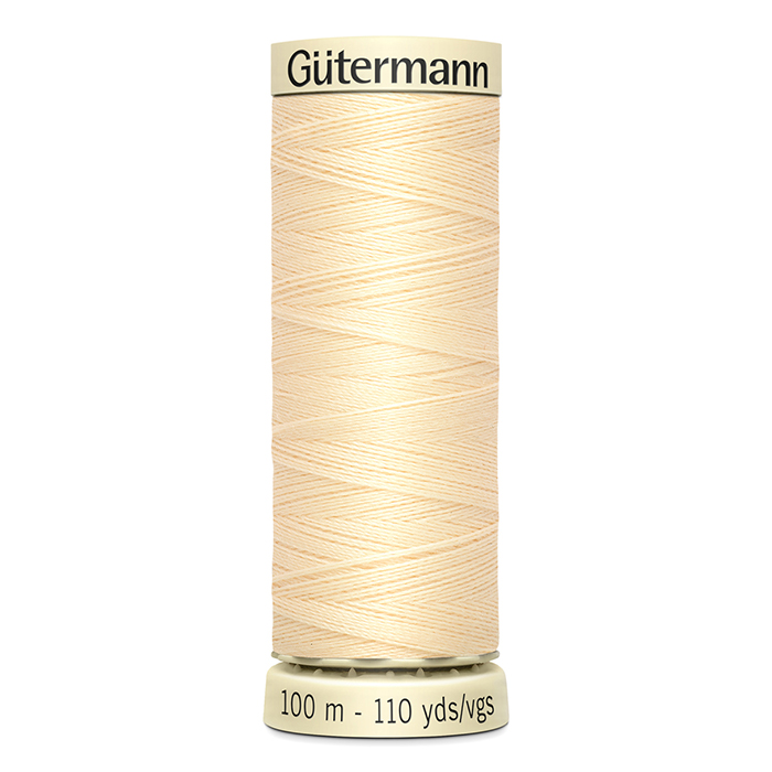 Sukanec, Gütermann klasični, 788988-0610, krem