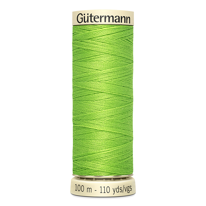 Nähfaden, Gütermann klassisch, 788988-0336, hellgrün