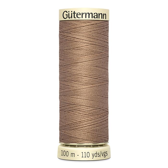 Sukanec, Gütermann klasični, 788988-0139, rjava