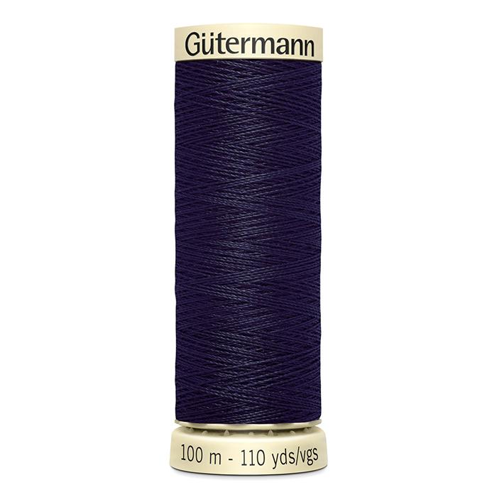Sukanec, Gütermann klasični, 788988-0387, temno modra