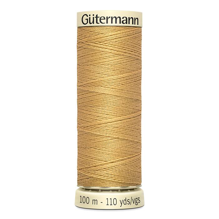 Sukanec, Gütermann klasični, 788988-0893, zlata