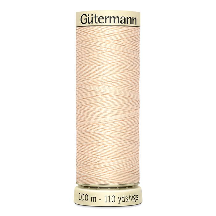 Sukanec, Gütermann klasični, 788988-0005, krem