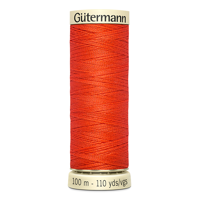 Sukanec, Gütermann klasični, 788988-0155, oranžna