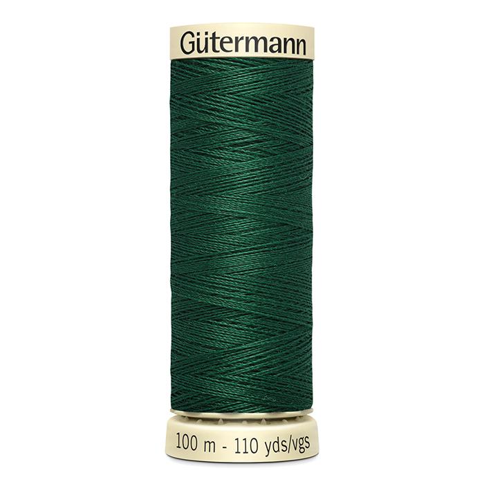Sukanec, Gütermann klasični, 788988-0340, temno zelena