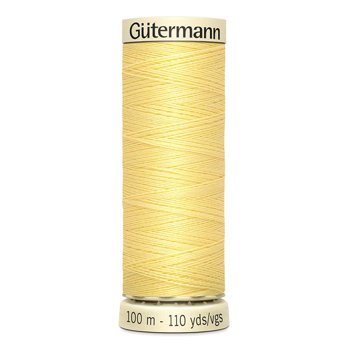 Sukanec, Gütermann klasični, 788988-0578, rumena