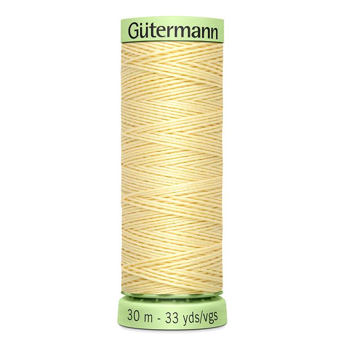 Sukanec, Gütermann okrasni, 744506-0325, svetlo rumena