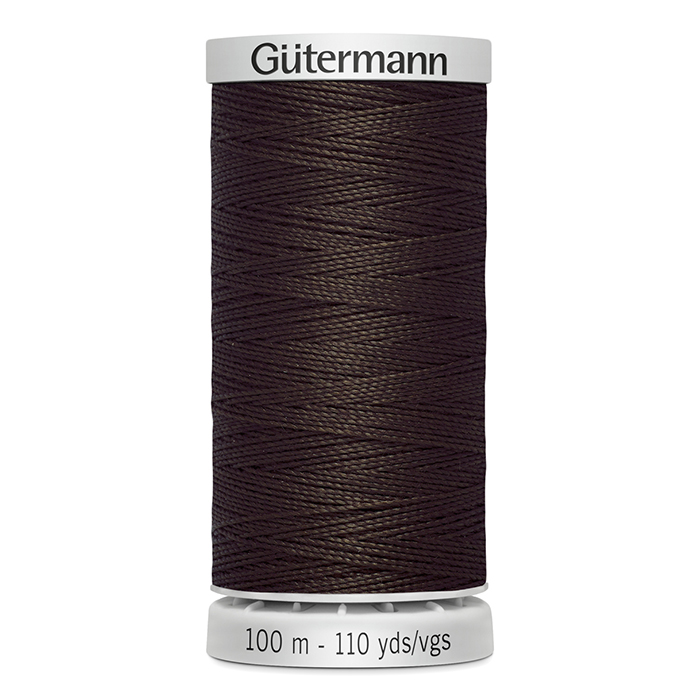 Sukanec, Gütermann ekstra, 724033-0696, temno rjava