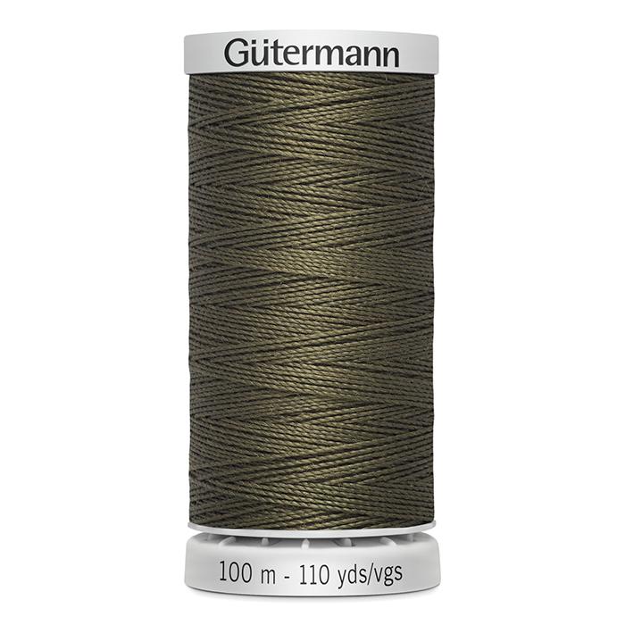 Sukanec, Gütermann ekstra, 724033-0676, temno zelena