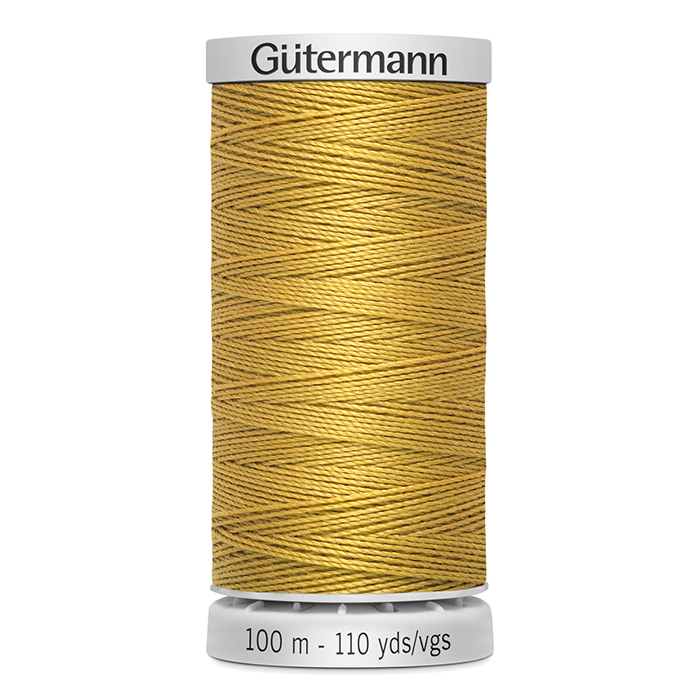 Sukanec, Gütermann ekstra, 724033-0968, rumena