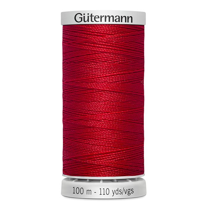 Sukanec, Gütermann ekstra, 724033-0156, rdeča