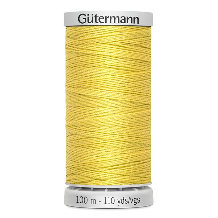Sukanec, Gütermann ekstra, 724033-0327, svetlo rumena
