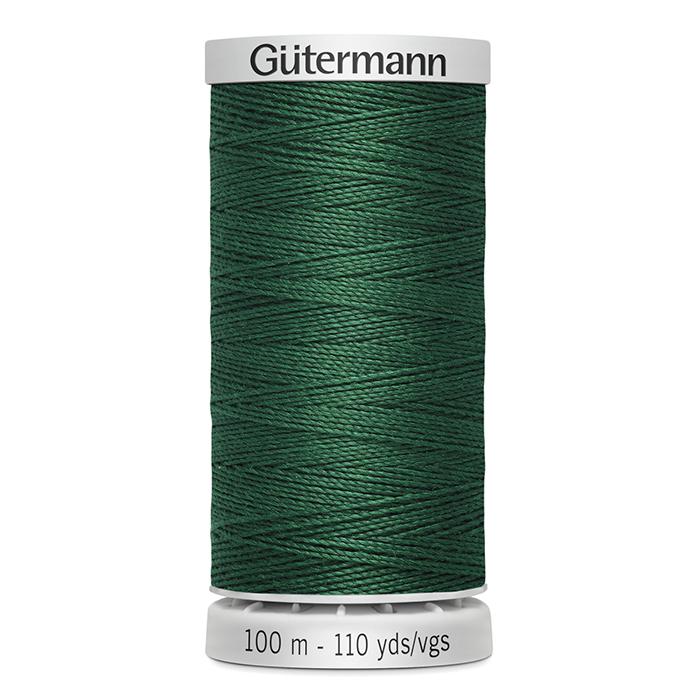 Sukanec, Gütermann ekstra, 724033-0340, temno zelena
