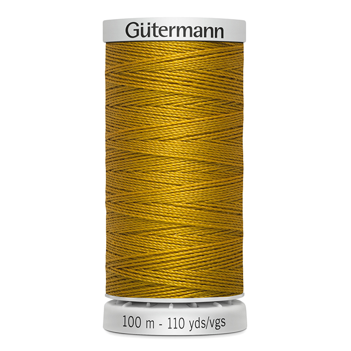 Sukanec, Gütermann ekstra, 724033-0412, oker
