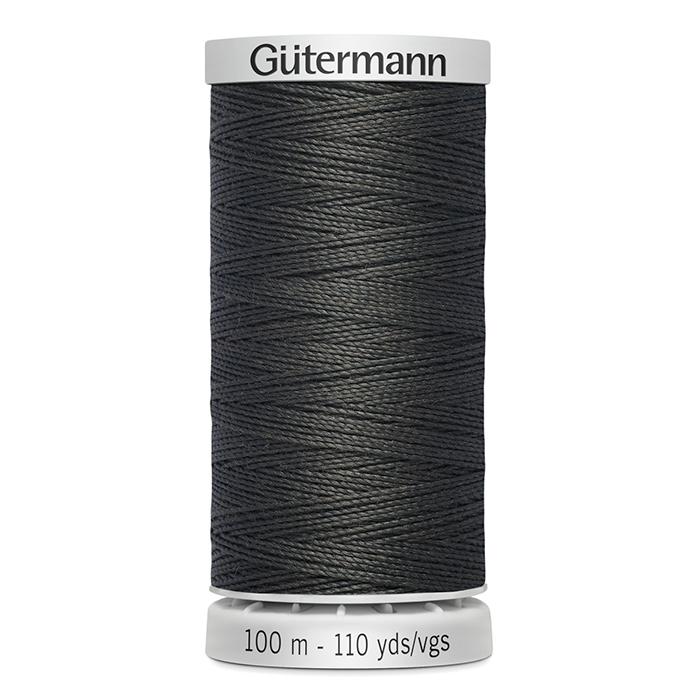 Sukanec, Gütermann ekstra, 724033-0036, temno siva