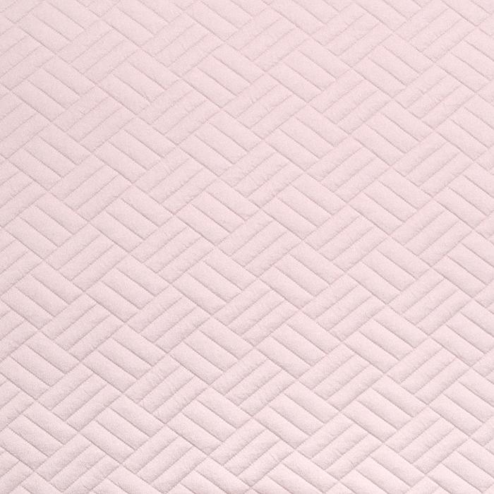 Pletivo, deblje, geometrijski, 19215-13, ružičasta