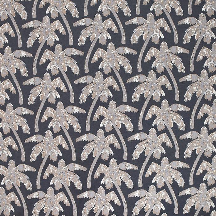 Triko materijal, čupav, priroda, 19215-16, siva