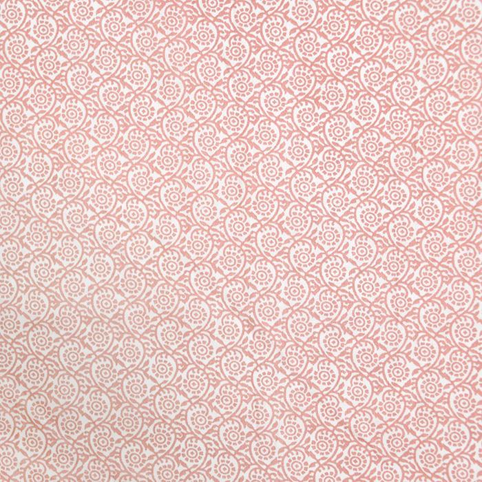 Pamuk, popelin, retro, 20199-2, ružičasta