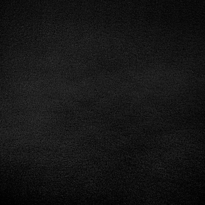 Velur, enostranski, 4034-989, črna