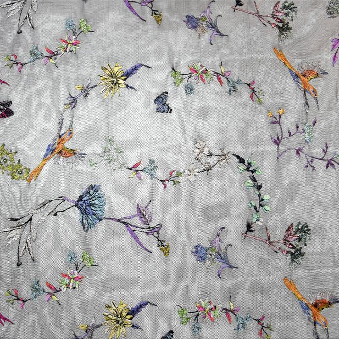 Spitze, elastisch, floral, 20221-001