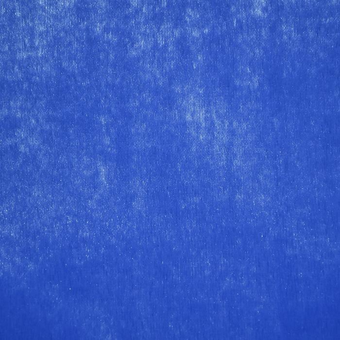 Kunstpelz, kurzhaar, 20224-007, blau