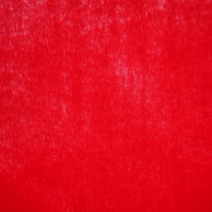 Krzno, umetno, kratkodlako, 20224-015, rdeča