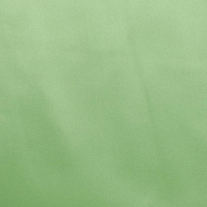 Saten, poliester, 10823, svetlo zelena