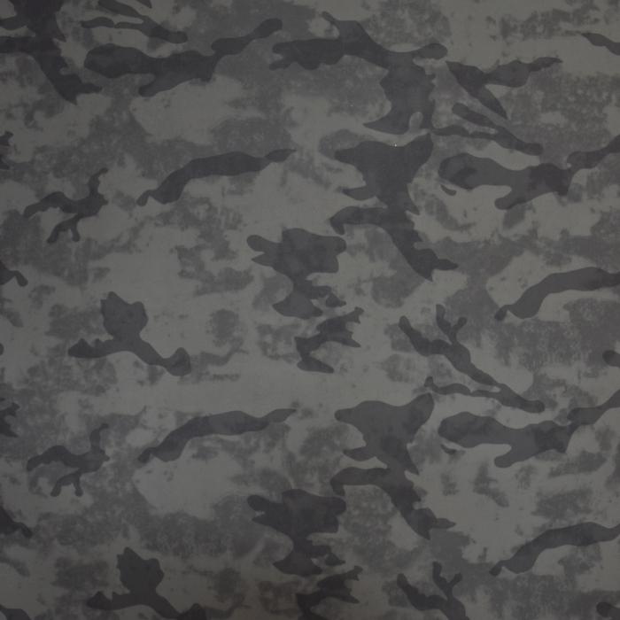 Umetno usnje, oblačilno, kamuflažni, 20386-001, zelena