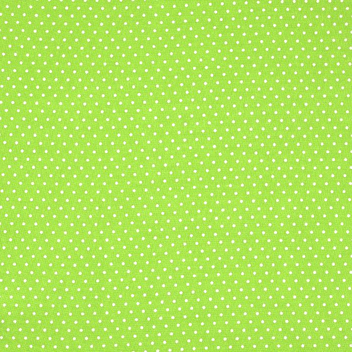 Gewebe, Viskose, Punkte, 20534-023, grün