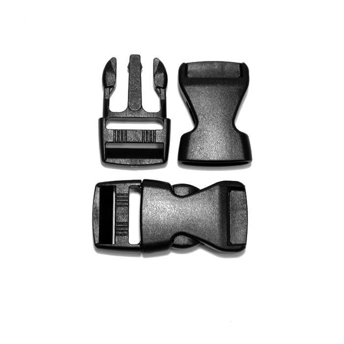Zaponka, 20mm, 20424-002, črna