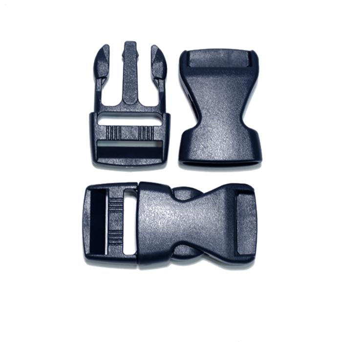 Schnalle, 25mm, 20425-020, dunkelblau