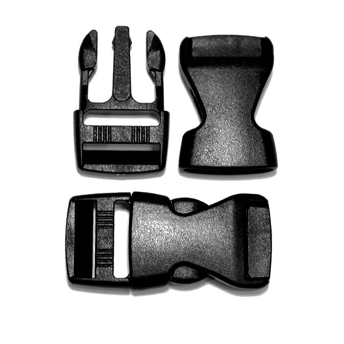 Schnalle, 50mm, 20426-002, schwarz
