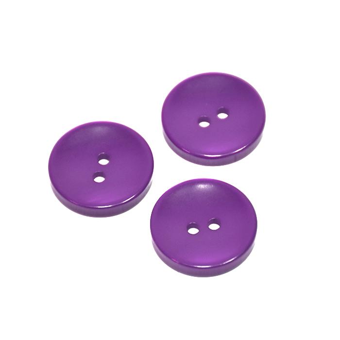 Gumb, klasični, vijola, 21mm, 20451-022
