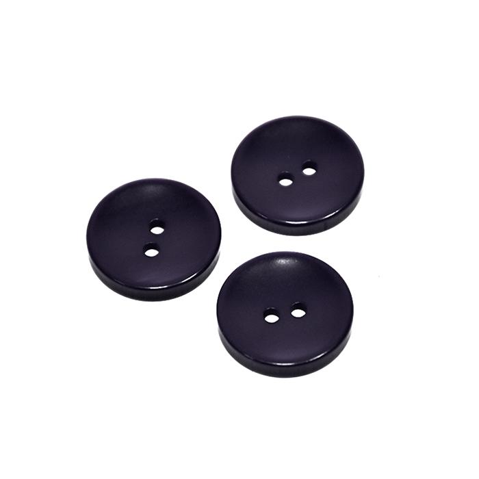 Gumb, klasični, temno modra, 15mm, 20450-020