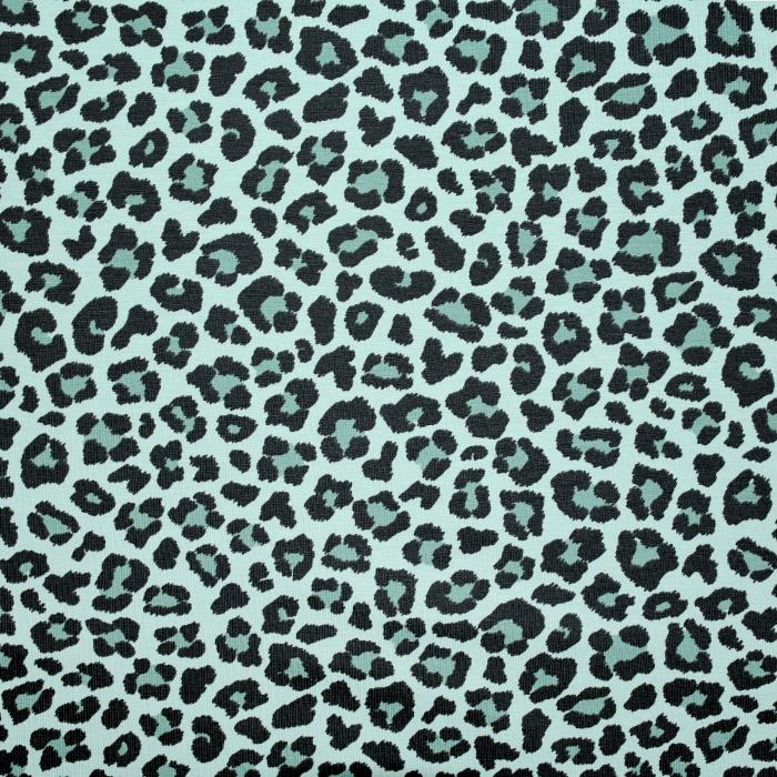 Jersey, Baumwolle, tierisch,  20599-10, mintgrün