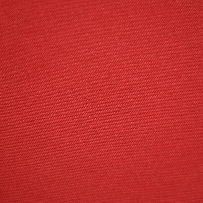 Dekor tkanina, impregniran, 20706, rdeča