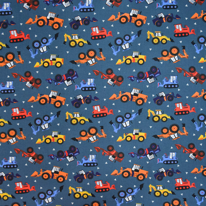 Prevešanka, kosmatena, 20731-6, modra