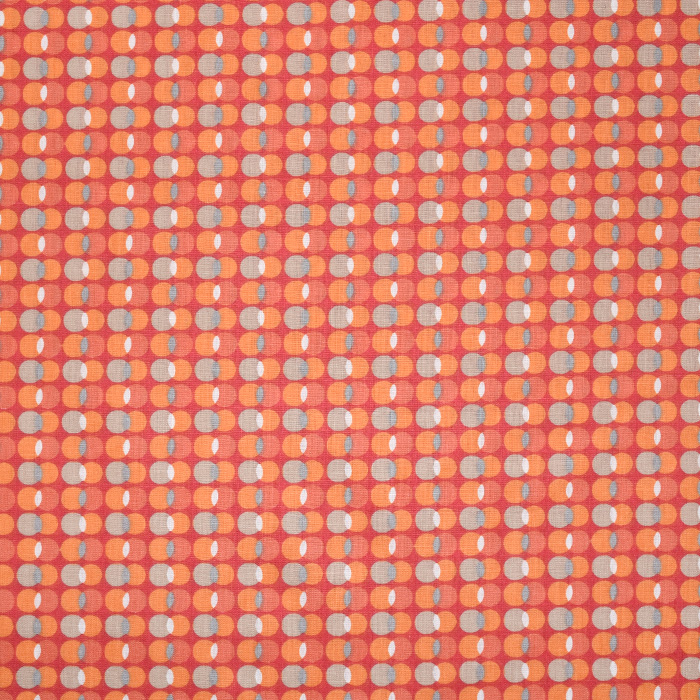 Baumwolle, Popeline, Punkte, 20844-6, rot