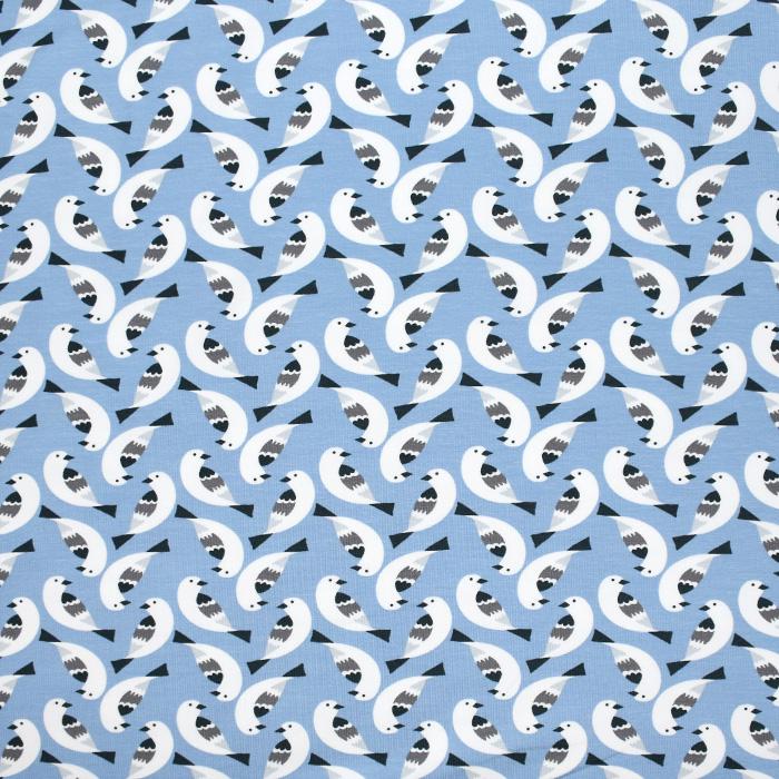 Prevešanka, kosmatena, 20877-3002, svetlo modra