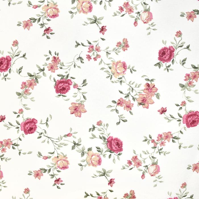 Deko, tisk, cvetlični, 21015