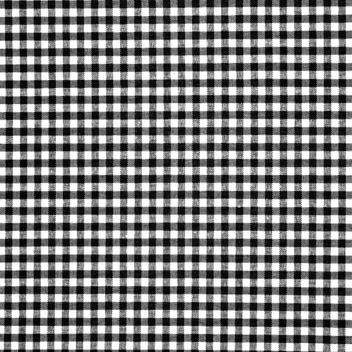 Dekostoff, Karo, 21031-1, schwarz
