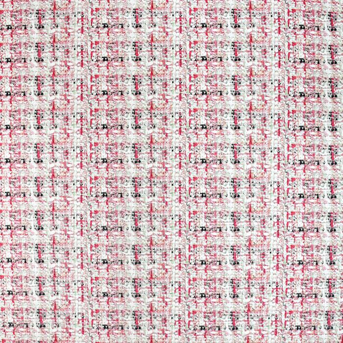Kunstleder Lipo, 21176, weißrosa