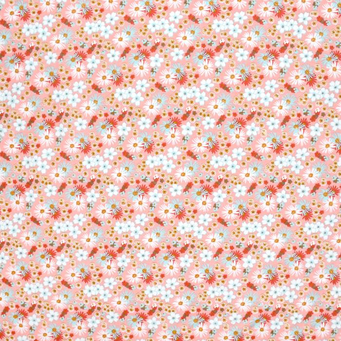 Jersey, pamuk, cvjetni, 21250