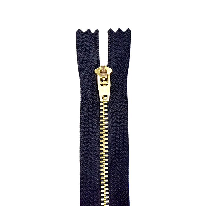Zadrga, kovinska, 18cm, 21296-730, temno modra