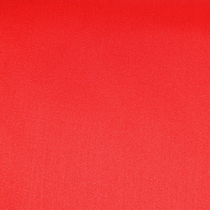 Saten, bombaž, 21360-5, rdeča