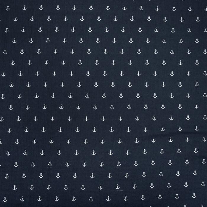 Tetra tkanina, dvojna, morski, 21456-008, temno modra