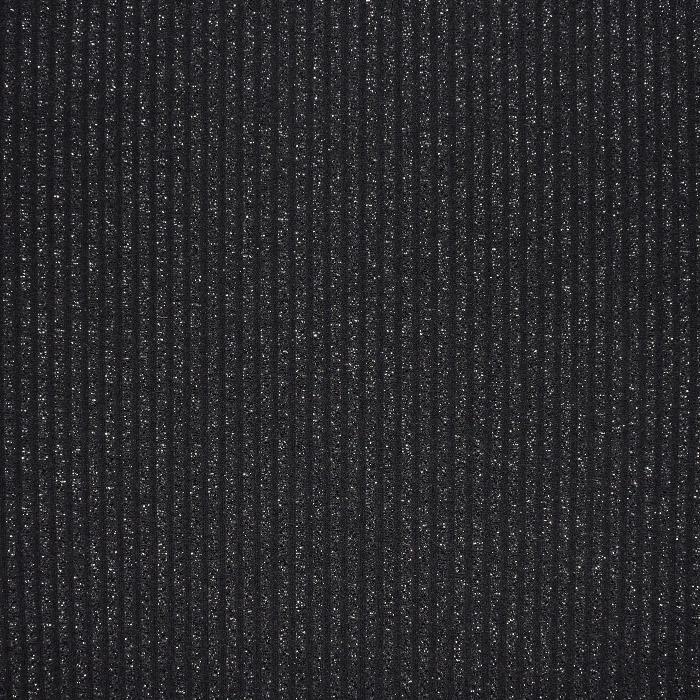 Pletivo, rebrasto, 19728-069, črna