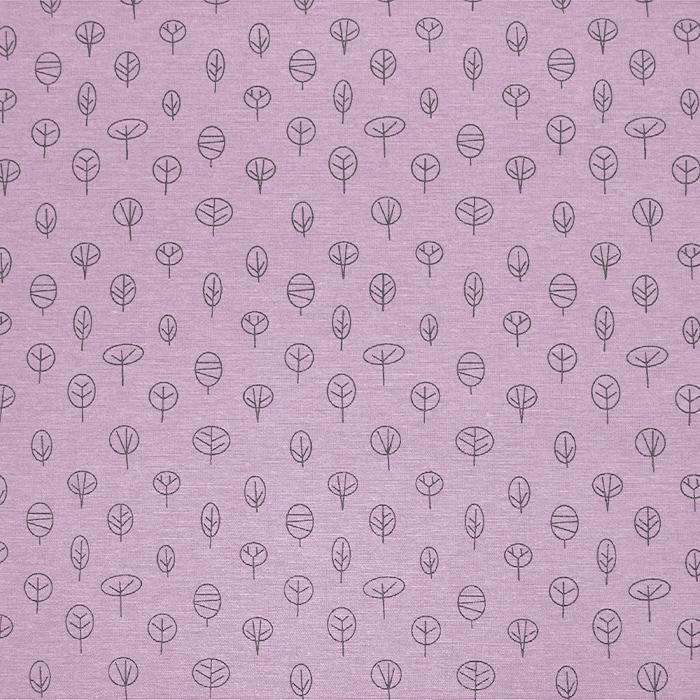 Deko, tisk, narava, 21471-013, roza