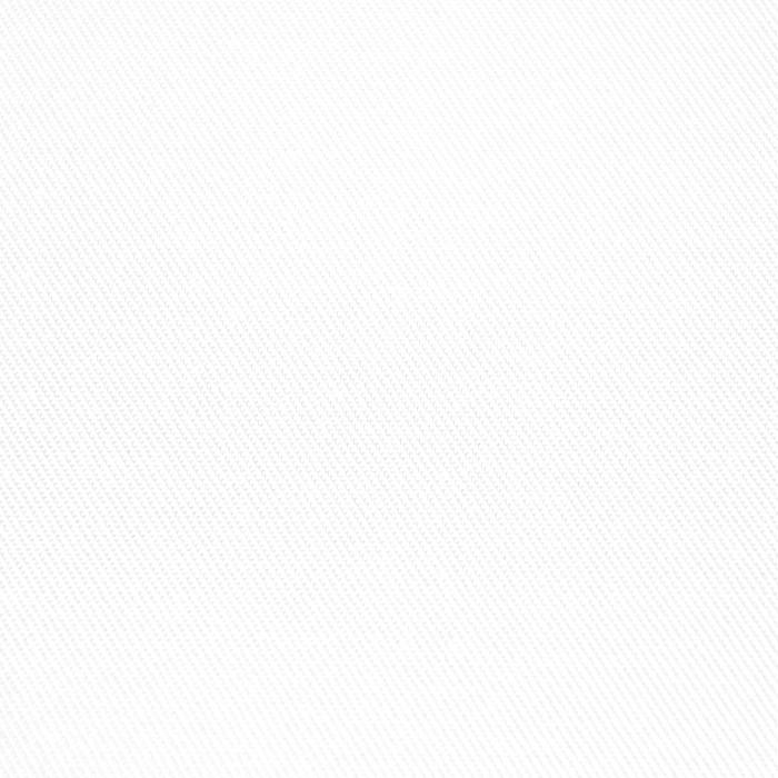 Bombaž, keper, elastan, 21486-2, bela